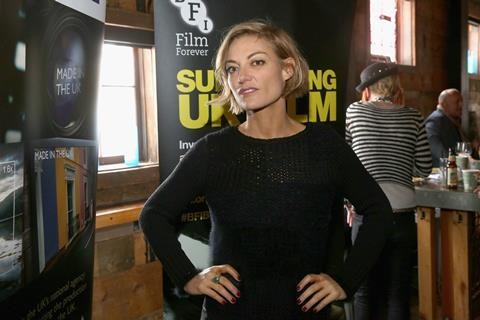 Director Lucy Walker at We Are UK Film reception, Sundance 2016